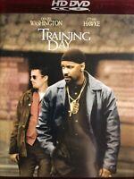 HD DVD - TRAINING DAY - DENZEL WASHINGTON -