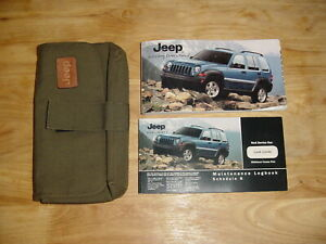 Repair Manuals Literature For Jeep Liberty For Sale Ebay