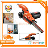 Black & Decker Powerful 240v Powerfile Belt Sander 350W + 3 Extra Belts - KA900E