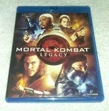 Mortal Kombat: Legacy (Blu-ray Disc