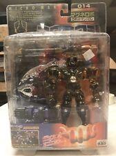 Japanese Import Takara Microman 014 Robotman Baron Anime Action Figure