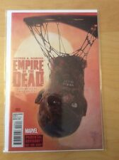 EMPIRE OF THE DEAD 3, NM 9.4, 1ST PRINT, ACT 1, GEORGE ROMERO, AMC TV SHOW