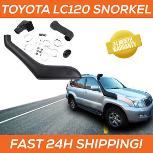 Snorkel / Schnorchel for Toyota Land Cruiser 120 12.02 - 09.09 4.0Litre-V6