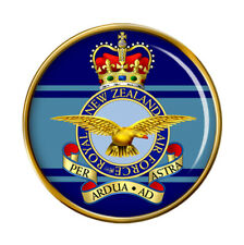Royal New Zealand Air Force Pin Badge