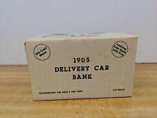 "ERTL 1905 Delivery Car Diecast Bank Kodak 4x4"" 061119DBT3"