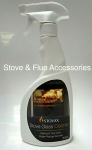 STOVAX GLASS CLEANER SPRAY ON 500ML