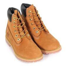 Timberland Flat (less than 0.5') Block Heel Boots for Women
