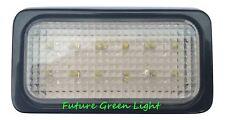 CARAVAN 12 WHITE LED INTERIOR / EXTERIOR WATERPROOF LIGHT 12V or 24V DC