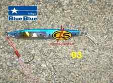 ARTIFICIAL SPINNING FALLTEN JIG 03 KEIMURA BLUE 30 GR SEÑUELOS DE SEÑUELO ESCA