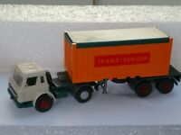 """Wiking ( 526 ) - International Harvester Container """" Trans-Europa """" -  T@P"""