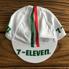 7-ELEVEN TEAM Cycling Cap  - 100% Wicking Polyester NEW Free Shipping !!