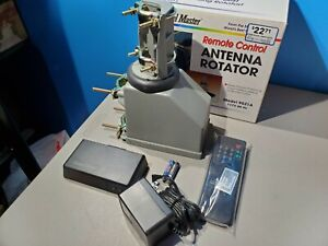 Channel Master Remote Control Antenna Rotator MODEL 9521A  Rotor
