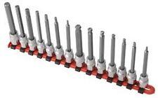 "Sunex Tools 9921 14 Piece 3/8"" Drive Largo Métrico Bola Hexagonal & Cabeza"