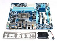 GIGABYTE GA-Q57M-S2H rev. 1.0 Sockel 1156 Intel Mainboard, µATX, 4x DDR3, HDMI