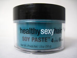 Healthy Sexy Hair Soy Paste Texture Pomade 1.8 oz 4 shine 6 hold