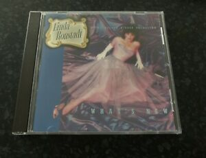 LINDA RONSTADT - What's New - CD - Germany - TARGET .