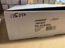 Securitron Magnalock ZA-32/62SS ZA-32/62 Mounting Bracket Mag lock stainless