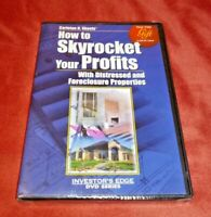 Carleton H. Sheets:  How To Skyrocket Your Profits (DVD, 2003) *NEW SEALED*