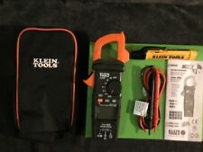 //Klein Tools CL600 // Digital Clamp Meter with free NCVT- 3 Voltage Tester //