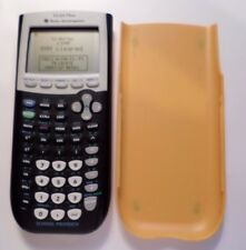Ti 84 Plus Graphing Calculator. Texas Instruments. Yellow. L-0215Aaa