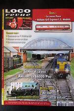 MODELISME FERROVIAIRE TRAIN MAGAZINE LOCO REVUE N° 719 de 2007