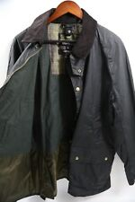 #119 Barbour Lightweight Ashby Wax Jacket Size XL  RETAIL $399   SAGE