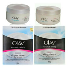 Olay Natural White All In One Fairness Whitening Cream SPF 24 Day + Night 50g