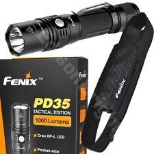 New Fenix PD35 TAC 2015 Edition 1000 Lumen Cree XP-L(V5) LED tactical Flashlight
