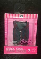 2007 MATTEL Barbie Fashion Fever Separates: Denim Vest L3334 - New in Pack