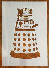 Dalek Pochoir Réutilisable Mylar Sheet for Arts & Crafts, À faire soi-même