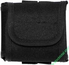 """Funda de """"MOLLE"""" con diseño de bolsa INTERIOR ESTILO COMPRA  Negro negro 30622A"""