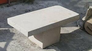 Concrete Bench Moulds