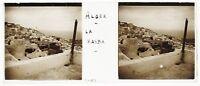 Algeri Casbah Algeria Foto Placca Da Lente Stereo Avril 1903
