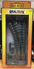 MTH 40-1044 RealTrax O42 Left Hand Switch