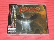 2018 SAXON THUNDERBOLT  JAPAN CD