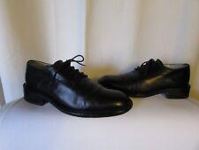chaussures derbies free lance cuir noir pointure 39