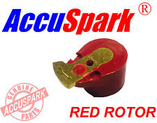 Accuspark Red Rotor Arm for Lucas 25D4 Clockwise Distributor, Austin Big Seven