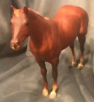 Lady Phase Traditional Breyer Horse brown vintage matte standing collectible
