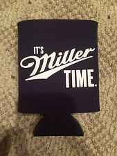 Miller Lite Beer Can Koozie Cooler A Fine Pilsner Beer