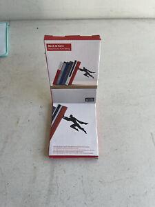 ARTORI DESIGN BOOK and HERO SUPERHERO BOOKEND NEW in BOX!!!!!