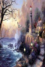Baby 3x5ft Fairy Castle Vinyl Photo Backdrop Studio Photography Theme Background