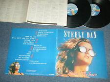 STEELY DAN Japan 1985 Ex+ 2-LP's REELIN' IN THE YEARS
