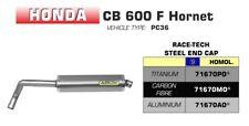 SILENCIEUX ARROW ALU HONDA CB 600 F HORNET 2003/04/05/06 - 71670AO
