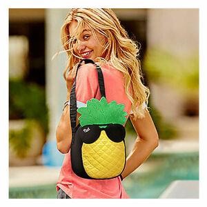 NEW Pink Victoria's Secret Pineapple Cooler Bag *Brand New!