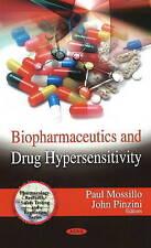 Biofarmacia and Drug ipersensibilità (FARMACOLOGIA-Ricerca, test di sicurezza