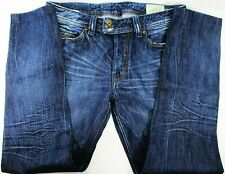Diesel Industry Jeans Size 30 Blue Viker-R-Box Waist 30 Inseam 32 Skinny Leg