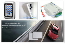 UHF RFID Long distance Long Range car access control Full Vehicle Control Kits