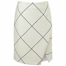 Check Casual Wrap, Sarong Skirts for Women