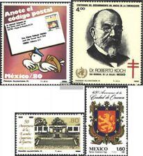 Mexico 1817,1818,1819,1820 (kompl.Ausg.) postfrisch 1982 Sondermarken