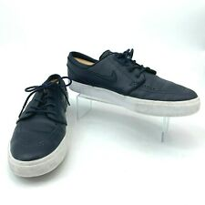 Nike Stefan Janoski Skate Shoes Men's Size 12 Blue Croc Lace Up Casual Sneaker